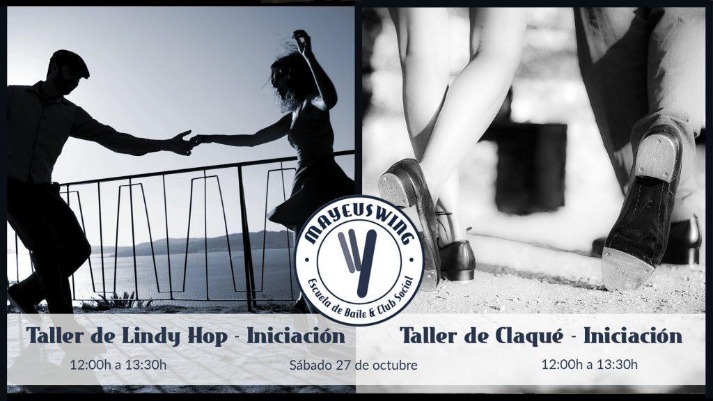 Talleres de Lindy Hop y Claqué Iniciación @ Vigo | Galicia | España