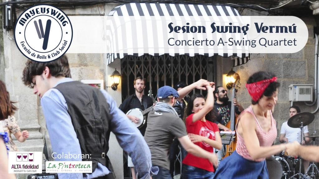 Sesión Swing Vermú @ Vigo | Galicia | España
