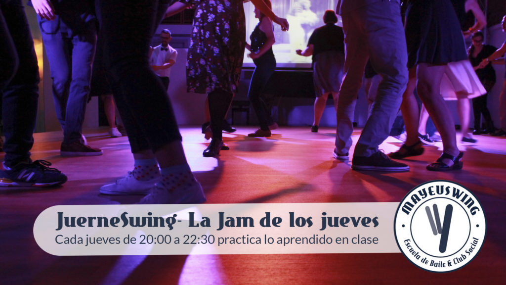 JuerneSwing - La práctica de los jueves @ Mayeuswing | Vigo | Galicia | España