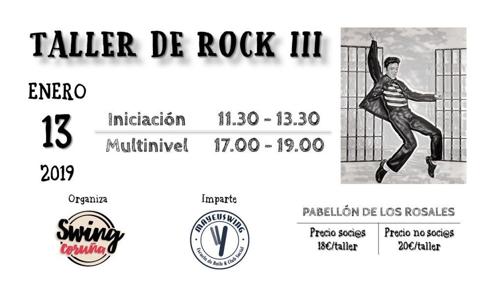 Taller Rock'n'Roll A Coruña @ A Coruña | Galicia | España