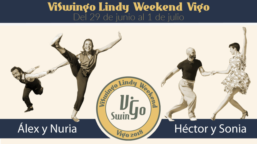 ViSwingo 2018 Lindy Weekend Vigo