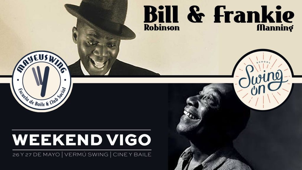 Frankie&Bill Weekend Vigo