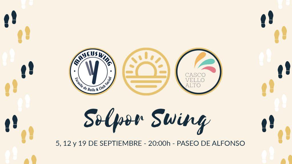 Solpor Swing @ El Olivo